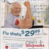 Flu Shot for Peace of Mind